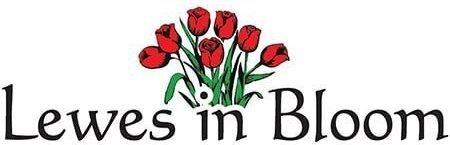 Lewes in Bloom logo