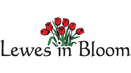 Lewes in Bloom logo